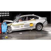 2012 Bmw 3-serisi F30 Sedan Euroncap'dan 5 Yıldız