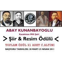 2011 Abay Kunanbayoğlu Şiir Ve Resim Yarışması