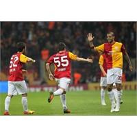 Galatasaray:2-0: Orduspor