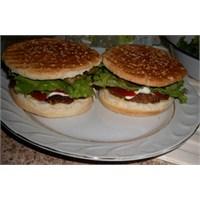 Ev Usulü Hamburger Tarifim