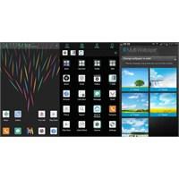 Farklı Bir Android Giriş Ekranı...