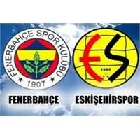 Fenerbahçe 1 – 0 Eskişehirspor ( 14/04/2013 )