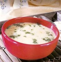 Sebze Çorbası(terbiyeli)