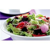 Pancarlı Bulgur Salatası Denediniz Mi?