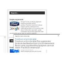 Upprev Bilgi Penceresi Wordpress