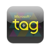 Microsoft Tag İphone İpad Kod Okuyucu