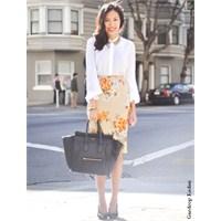 Sevdiğim Moda Blogları: 9 To 5 Chic