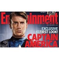 Yeni Captain America Görüntüleri