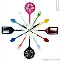 Cucina Renkli Mutfak Saatlerini Çok Seveceksiniz