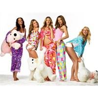 Yazın En Tatlı Bayan Gece Pijamaları