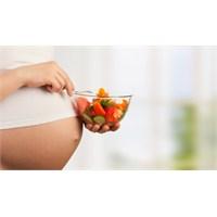 Hamilelikte Kilo Almamak İçin