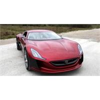 Milyon Dolarlık Elektrikli Süper Otomobil