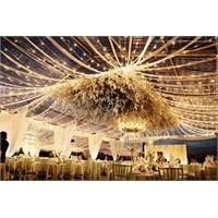 2012 Düğün Dekorunda En Moda Alternatifler
