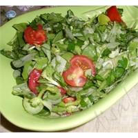 Semizotu Salatası Tarifi, Yapılışı Ve Malzemeleri