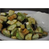 Kabak Ve Patlıcan Kızartması