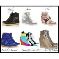 Boy Uzatan Ayakkabı Sneakers