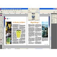 İndesign İle Dergi Tasarımı Dersi - Videolu