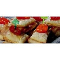Pudra Şekerli Puf Böreği Tarifi