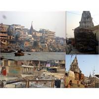 Varanasi Ghat'ları Ve Sokakları