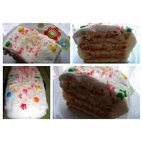 Kahveli Etimek Pastası