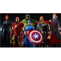Süper Kahramanlar Şimdi Beraber Savaşıyor