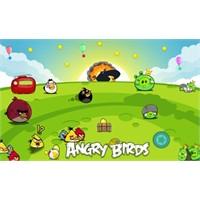 Angry Birds Çığ Gibi Büyüyor!
