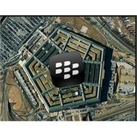 Pentagon Blackberry Kullanmaya Devam Edecek