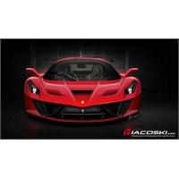 Ferrari F150, Maranello'da Görüntülendi