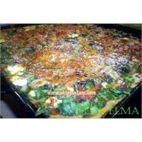 Oktay Usta'dan Haşhaşlı Kepekli Pizza