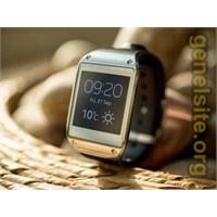 Samsungun Akıllı Saati Galaxy Gear 800 Bin Sattı