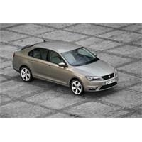 2013 Seat Toledo Sedanın Yeni Fotoğrafları...