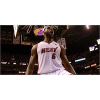 Heat , Bucks'ı Lebron İle Geçti