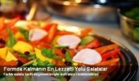 Unutmayın, Her Salata Sağlıklı Değildir !