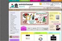 Bir Alışveriş Sitesi:evimizinherseyi.com