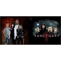 Sanctuary İptal Edildi