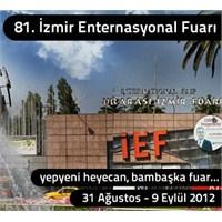 İzmir Fuarı 2012 – 81. İzmir Enternasyonal Fuarı