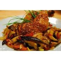 Pratik Tariflerden Patlıcanlı Tavuk