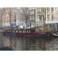 Tekneden Yapılmış Evler