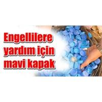 Muğla'da Mavi Kapak Kampanyası