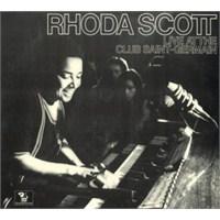 Rhoda Scott : Hammond'ın Başında Yalın Ayak Bir Ka