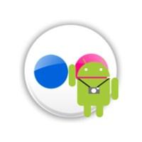 Android'e Flickr Uygulaması