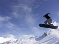Snowboard'a Giriş
