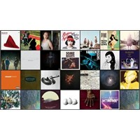 2012'nin En İyi Albümleri Listeleri: Npr Top 50