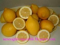 Şifalı Bitki Limon