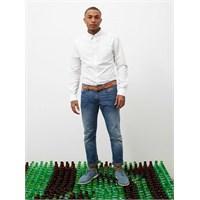 Plastik Şişeden Jean Pantalon