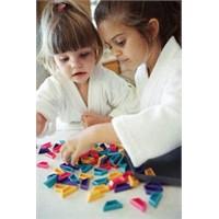 Çocuklarınızın Oyunlarına Siz De Katılın