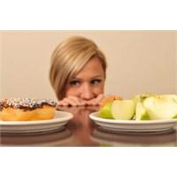 Kısa Süren Sağlıksız Diyetlere Son