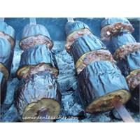Mangalda Patlıcan Kebabı