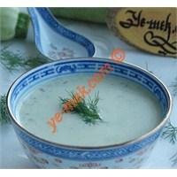 Sütlü Kabak Çorbası (Resimli)