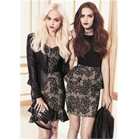 Bebe Holiday 2012 Lookbook